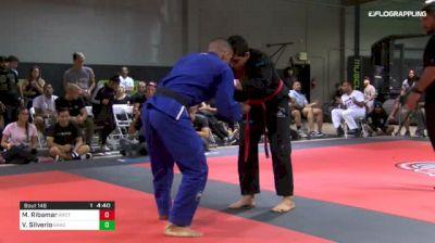 Manuel Ribamar vs Victor Silverio World Series of Grappling #2
