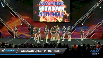 Wildcats Cheer Pride - Ferocious [2020 L6 Senior Coed - Small Day 2] 2020 GLCC: The Showdown Grand Nationals