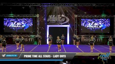 Prime Time All Stars - Lady Onyx [2021 L5 Senior Day 2] 2021 The U.S. Finals: Ocean City