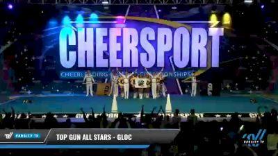 Top Gun All Stars - GLOC [2021 L6 International Global Coed Day 1] 2021 CHEERSPORT National Cheerleading Championship