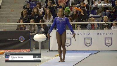 Shilese Jones - Vault, USA - 2019 City of Jesolo Trophy
