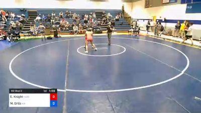 143 lbs Prelims - Emily Knight, Kansas City Training Center vs Michelle Ortiz, N/a