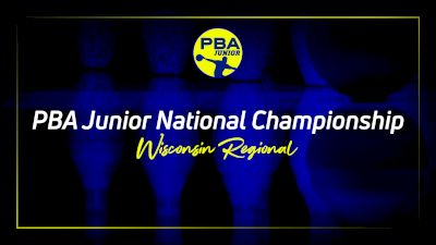 2020 PBA Juniors - Wisconsin Regional - Lanes 37-38 - Match Play Finals