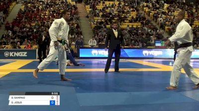 DIOGO SAMPAIO vs GUTEMBERG JESUS 2018 World IBJJF Jiu-Jitsu Championship