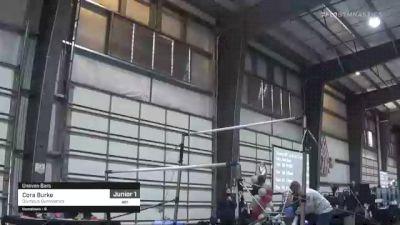 Cora Burke - Bars, Olympus Gymnastics - 2021 Region 1 Women's Championships