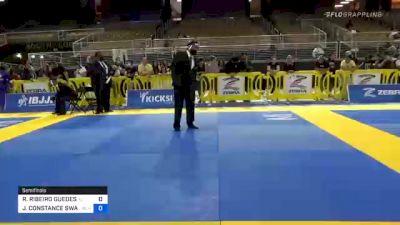 RAFAELA RIBEIRO GUEDES vs VANESSA NANCY GRIFFIN 2020 Pan Jiu-Jitsu IBJJF Championship
