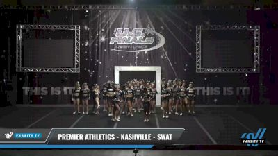 Premier Athletics - Nashville - Swat [2021 L4 Senior Day 1] 2021 The U.S. Finals: Sevierville