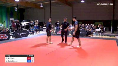 Paul Ardila vs Victor Bonato 2019 ADCC North American Trials