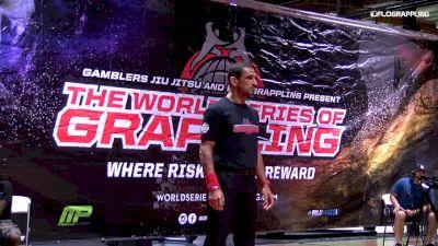 Bryan Ochoa vs Tainan Dalpra World Series of Grappling #2