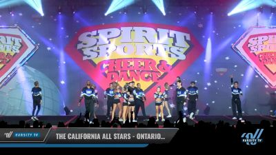 The California All Stars - Ontario - Shadow [2018 Open 4 Day 2] Spirit Sports - Duel in the Desert