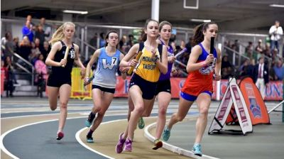 Full Replay: 2020 NCHSAA Indoor Championships | 3A