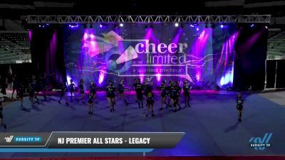 NJ Premier All Stars - Legacy [2021 L3 Junior - Medium] 2021 Cheer Ltd Open Championship: Trenton