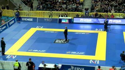 JOSE TIAGO vs MICHAEL MUSUMECI 2018 World IBJJF Jiu-Jitsu Championship