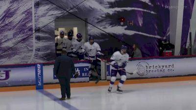 Full Replay: Sacred Heart vs Niagara   Atlantic Hockey