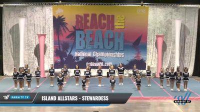 Island Allstars - Stewardess [2021 L2 Junior - Medium] 2021 Reach the Beach Daytona National