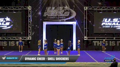 Dynamic Cheer - Shell Shockers [2021 L1.1 Mini - PREP Day 1] 2021 The U.S. Finals: Ocean City