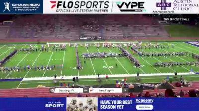 Replay: Vandegrift HS vs San Angelo HS - 2021 Vandegrift vs San Angelo Central | Sep 10 @ 7 PM