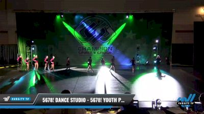 5678! Dance Studio - 5678! Youth Prep All Stars [2021 Youth - Prep - Jazz Day 2] 2021 CSG Dance Nationals