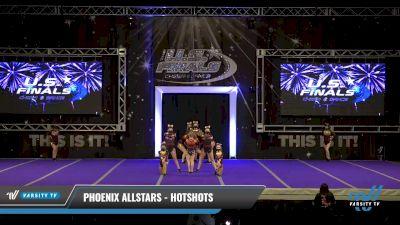Phoenix Allstars - Hotshots [2021 L2 Junior - D2 - Small - A Day 2] 2021 The U.S. Finals: Ocean City