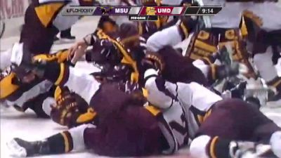 2018 Minnesota State at Minnesota Duluth | WCHA Women's