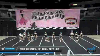 True Allstars - L1.1 Mini - PREP - D2 [2021 Force] 2021 ACP Disco Open Championship: Trenton