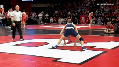 141 lbs Semifinal - Chad Red, Nebraska vs Nick Lee, Penn State