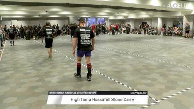017 Strongman Nationals Lightweight Men's Hussafell Stone Carry