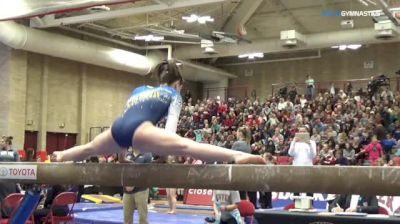 Sara Mermelstein - Beam, GW - Denver Winterfest Classic (NCAA)