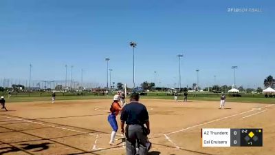 Cal Cruisers vs. AZ Thundercats - 2021 PGF National Championships 14U Premier
