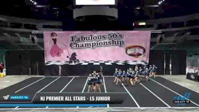 NJ Premier All Stars - L5 Junior [2021 Prodigy] 2021 ACP Disco Open Championship: Trenton