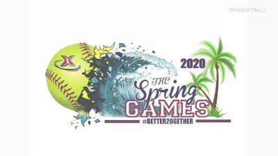 Southen Illinois vs. Nichols St - 2020 THE Spring Games