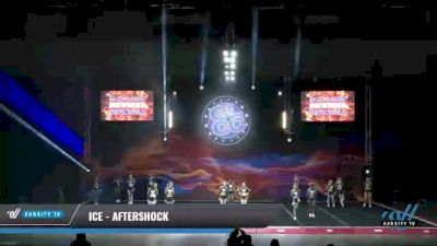 ICE - Aftershock [2021 L6 Senior - XSmall Day 2] 2021 GLCC: The Showdown Grand Nationals