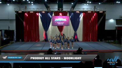 Prodigy All-Stars - Moonlight [2021 L6 Junior Coed Day 2] 2021 The American Spectacular DI & DII