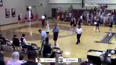 Replay: St. Anthony's vs St. Michael's | Oct 19 @ 7 PM