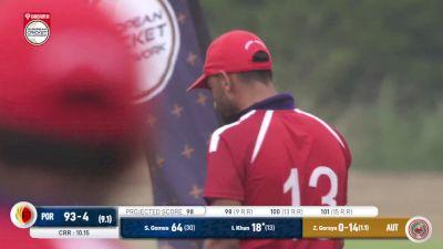 Replay: Group B (Loser vs Eliminator Winner) - 2021 Austria vs Portugal | Sep 24 @ 2 PM