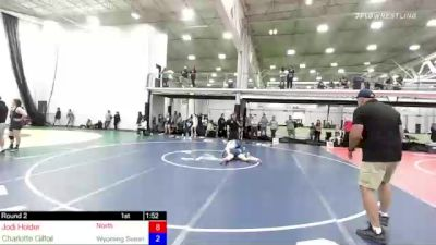 155 lbs Rr Rnd 2 - Jodi Holder, North Hunterdon Wrestling Club vs Charlotte Gilfoil, Wyoming Seminary