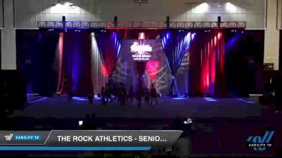 The Rock Athletics - Senior Slate [2021 L4 Senior - D2 - Small Day 2] 2021 The American Royale DI & DII