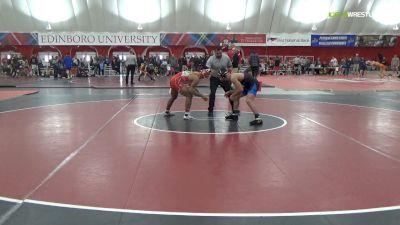 141 lbs Consi Of 8 #1 - Michael Venosa, Cornell vs John Arceri, Buffalo
