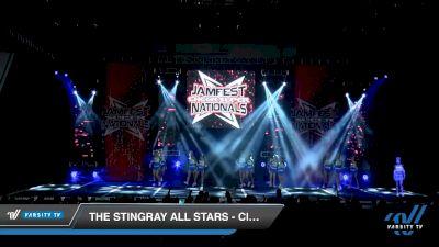 The Stingray All Stars - Citrus [2020 L1 Senior Day 2] 2020 JAMfest Cheer Super Nationals