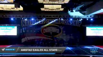 Amistad Eagles Allstars - Purple Reign [2021 L3 Senior Coed - D2 Day 2] 2021 ACP Southern National Championship