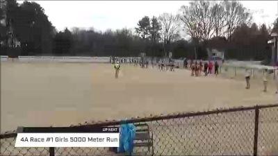 High School Girls' 5k 4A Race #1