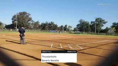 Beverly Bandits vs. Thunderbolts - 2021 PGF National Championships 16U Premier - Pool Play