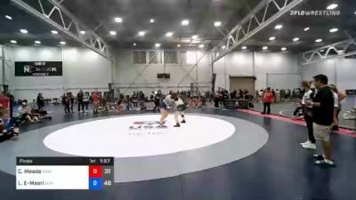 175 lbs Final - Cheyenne Meade, WOW North vs Lily El-Masri, Wyoming Seminary