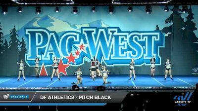 DF Athletics - Pitch Black [2020 L2 Senior - Small Day 1] 2020 PacWest