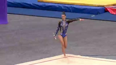 Isabelle Richardson - Clubs, NSB - 2021 USA Gymnastics Championships