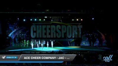 ACE Cheer Company - JAC - Desperados [2019 Youth Small 2 Division A Day 2] 2019 CHEERSPORT Nationals