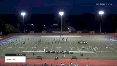 Music City at 2021 DCI East Celebration