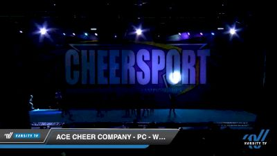 ACE Cheer Company - PC - Warcats [2020 Junior 2.1 Prep Day 2] 2020 CHEERSPORT National Cheerleading Championship