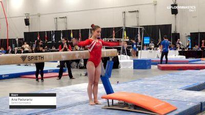 Ana Padurariu - Beam, Gemini Gymnastics - 2019 Canadian Gymnastics Championships