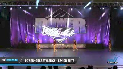 PowerHouse Athletics - Senior Elite [2021 Senior - Contemporary/Lyrical - Small Day 1] 2021 ACP Power Dance Nationals & TX State Championship